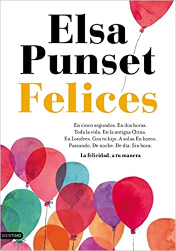 Elsa Punset felices